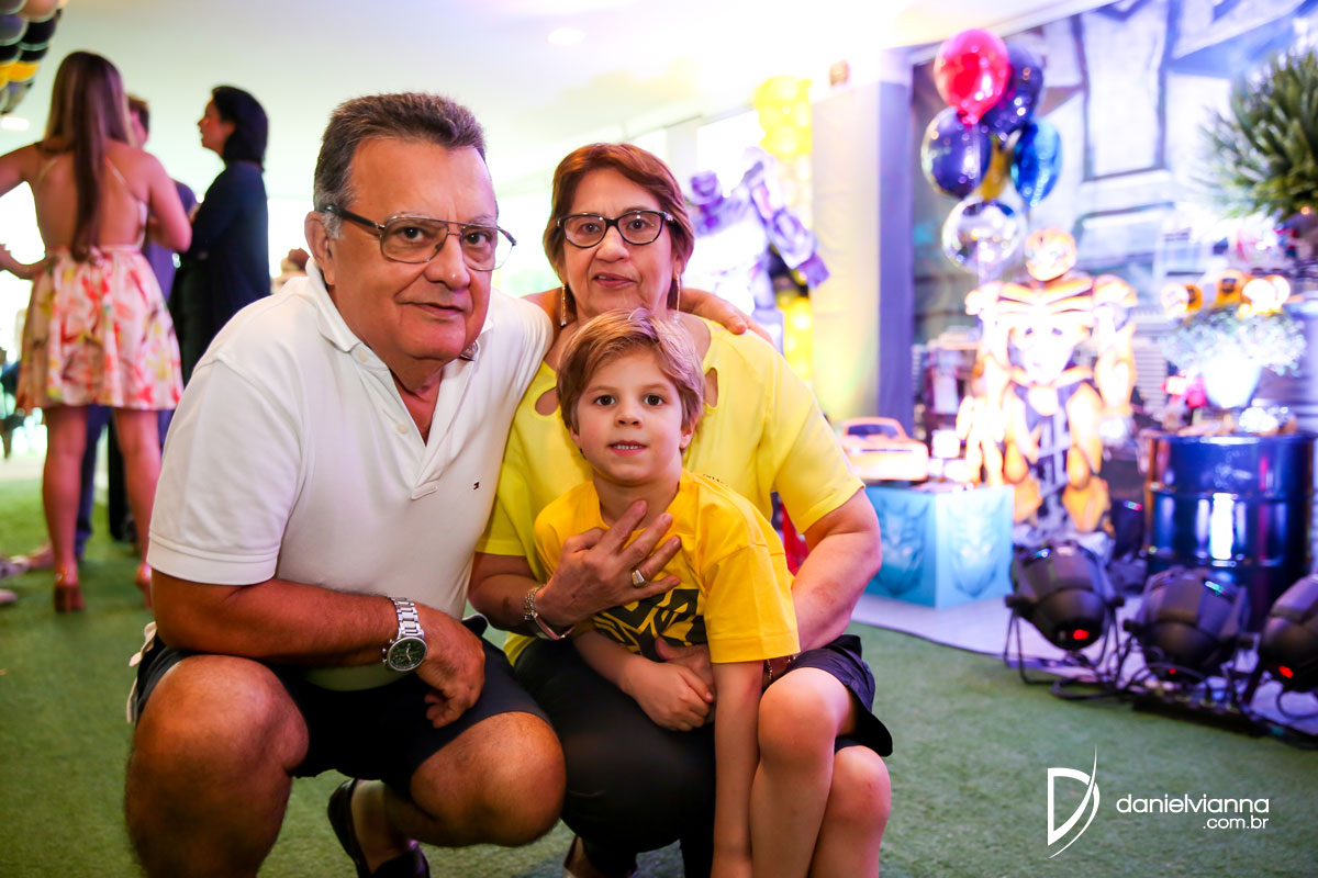 Foto de Aniversário 6 Anos João Otávio
