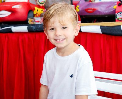 Aniversário 5 Anos Daniel