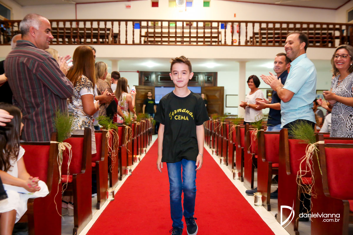 Foto de Formatura CEMA 2º Dia