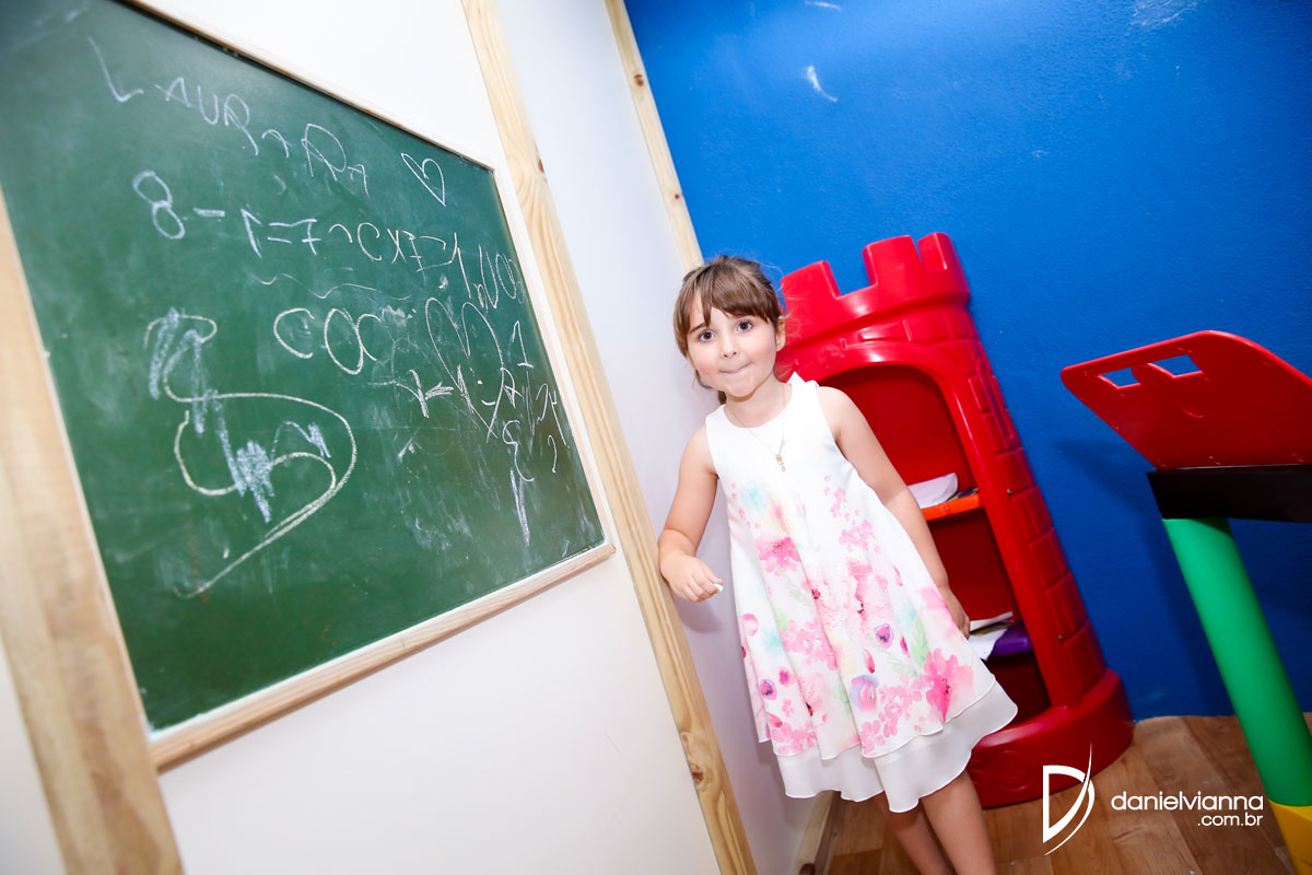 Foto de Aniversário 5 Anos Maria Clara