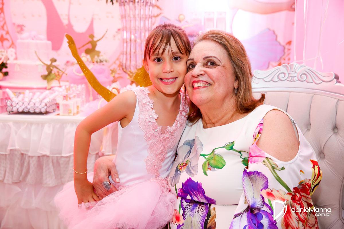 Foto de Aniversário 6 Anos Beatriz