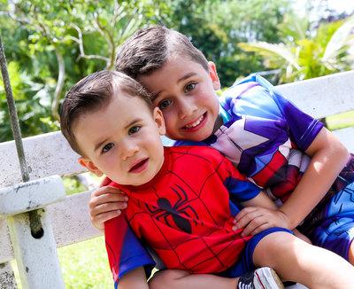 Aniversário 5 Anos Joaquim & 1 Ano Luiz