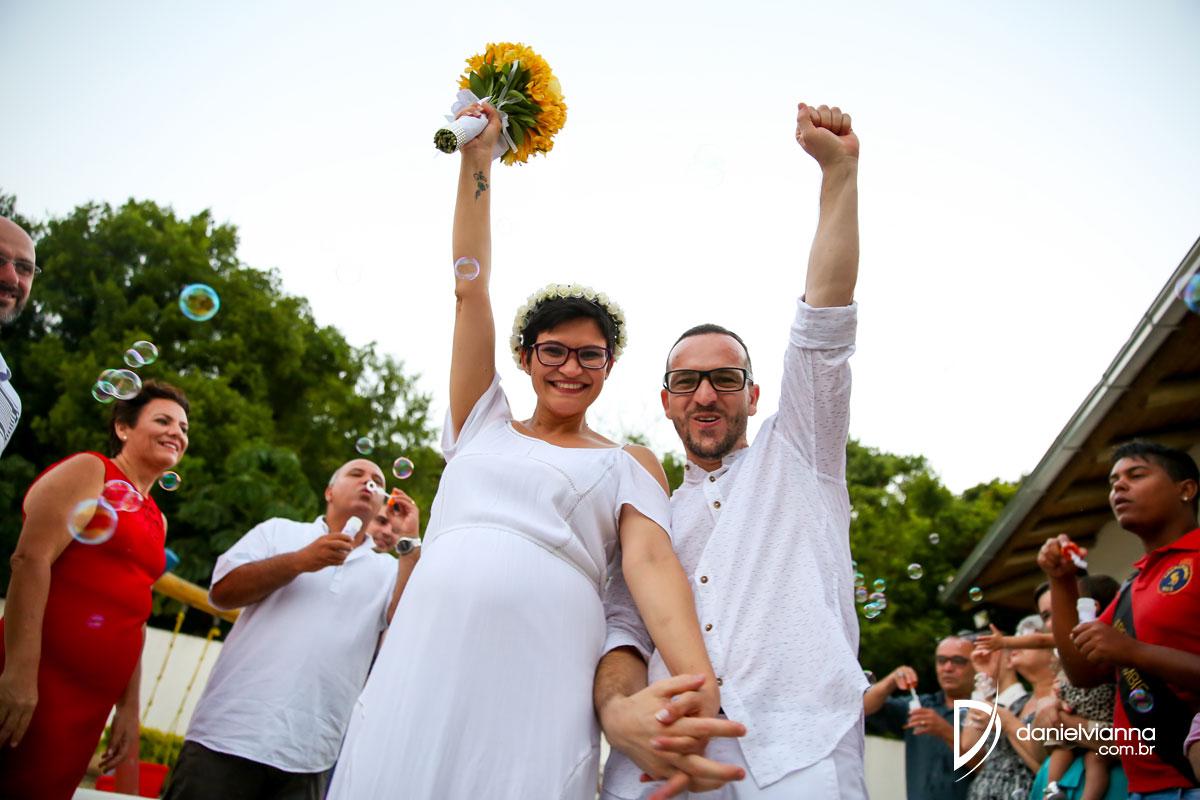 Foto de Casamento Fabiano & Andreia