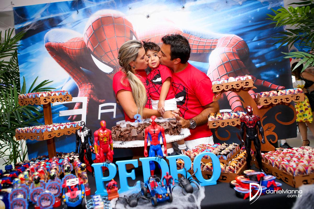 Foto de Aniversário 3 Anos Pedro