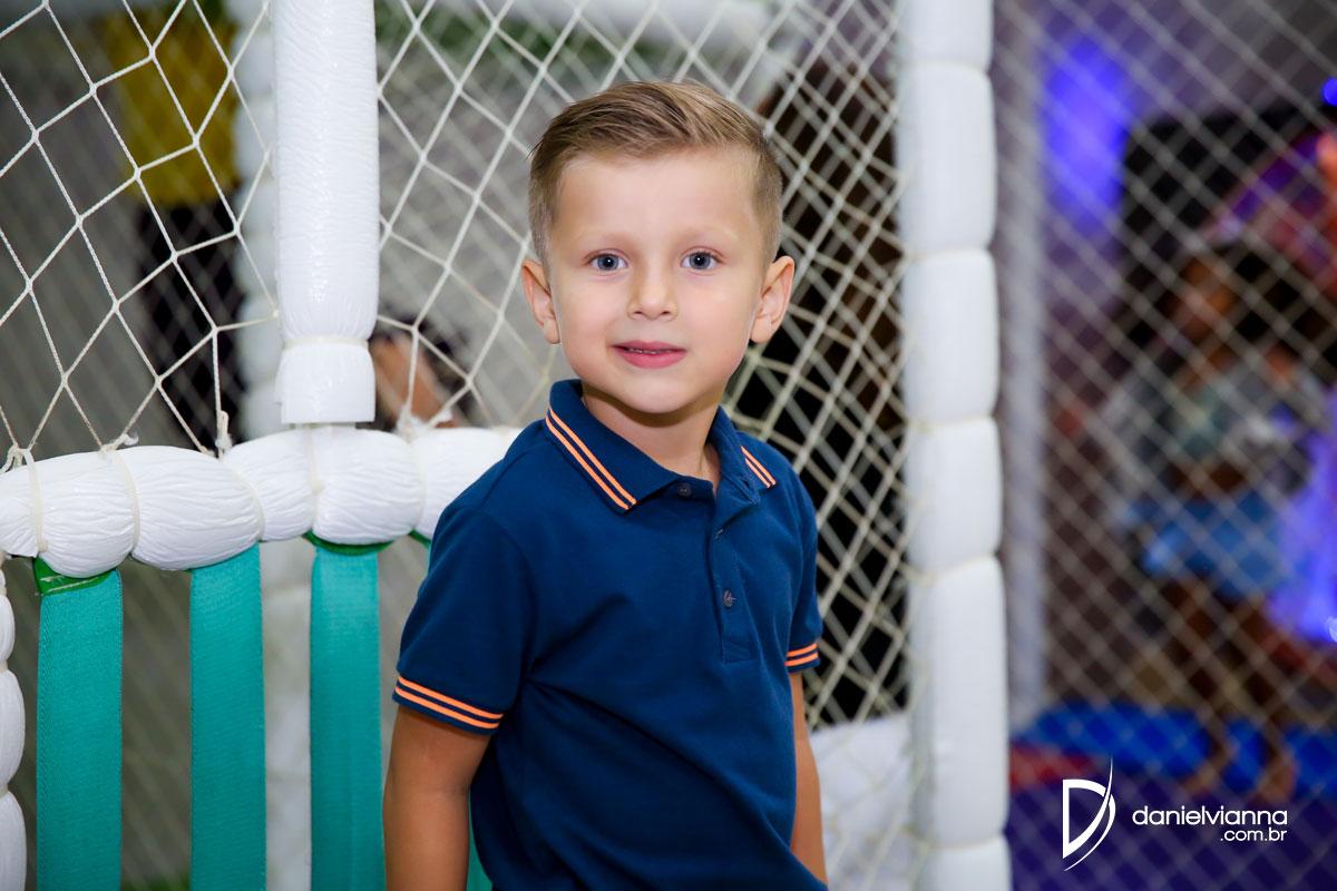 Foto de Aniversário 8 Anos Joaquim