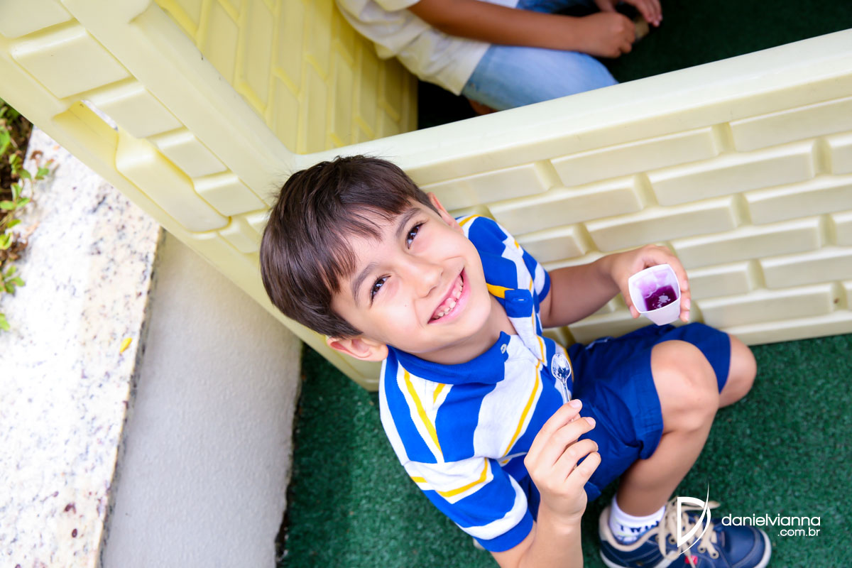 Foto de Aniversário 7 Anos Giovanni