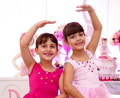 Aniversário 8 Anos Gabriela & 6 Anos Rafaela
