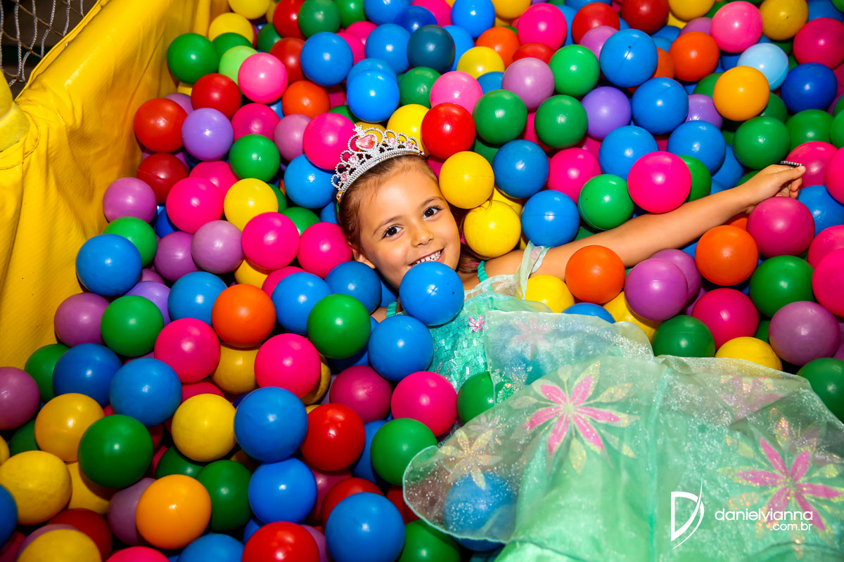 Foto de Aniversário 4 Anos Laura