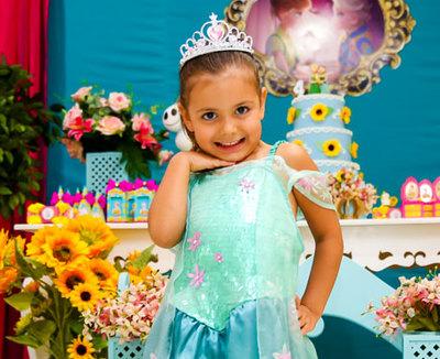 Aniversário 4 Anos Laura