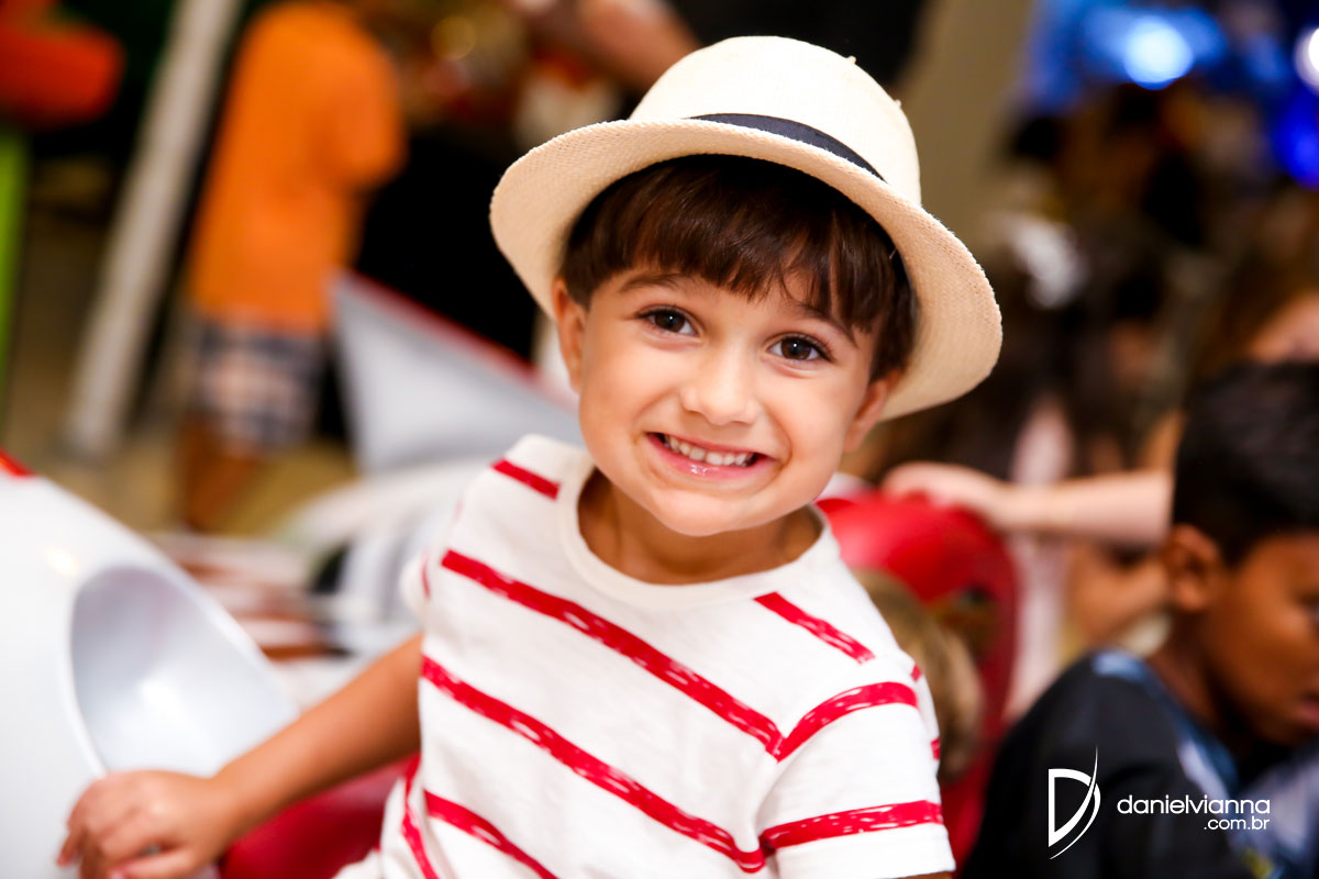 Foto de Aniversário 6 Anos Gabriel