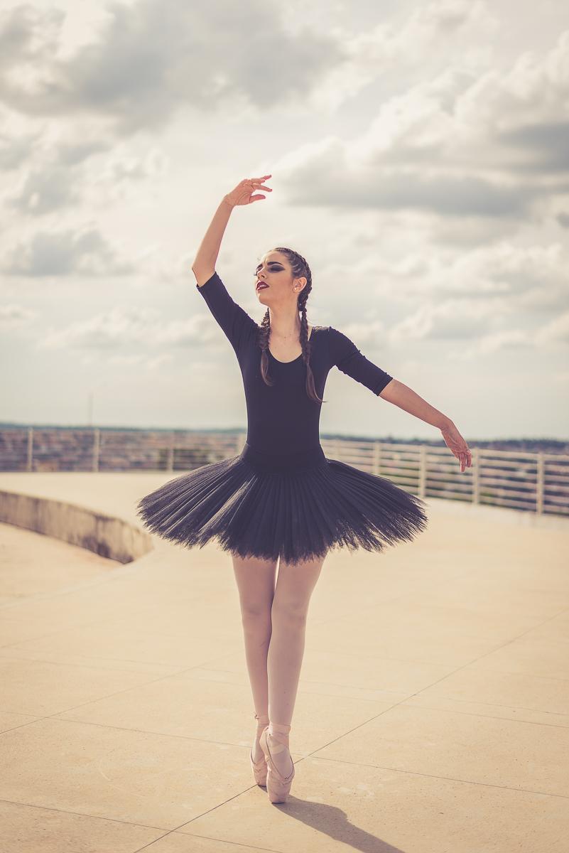 Bailarina, Myrlla Diovanna