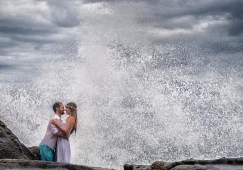 PRÉ-CASAMENTOS/PRE-WEDDING de TAILYNE + ANDRÉ