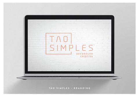 Branding de Tão Simples