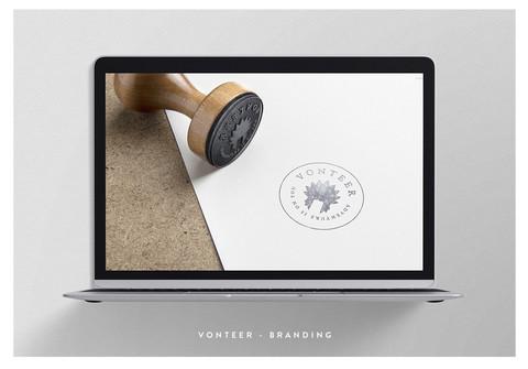 Branding de Vonteer
