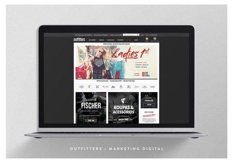 Marketing digital de Outfitters