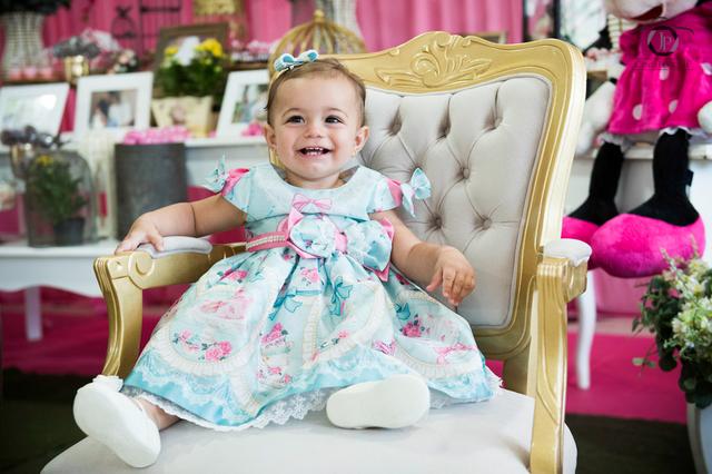 Aniversários de 1 Aninho Maria Alice