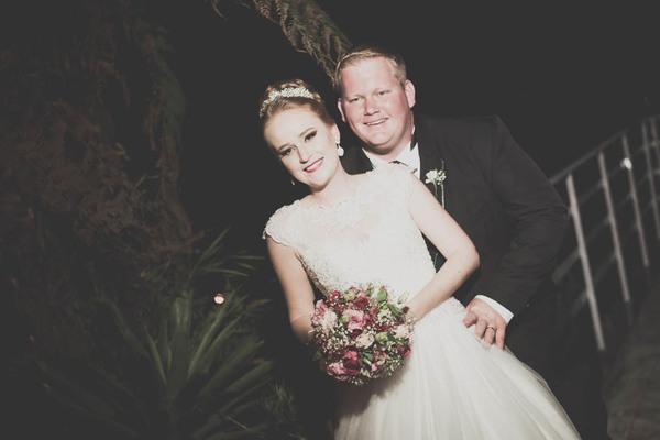 Wedding de Amanda e Lucinei