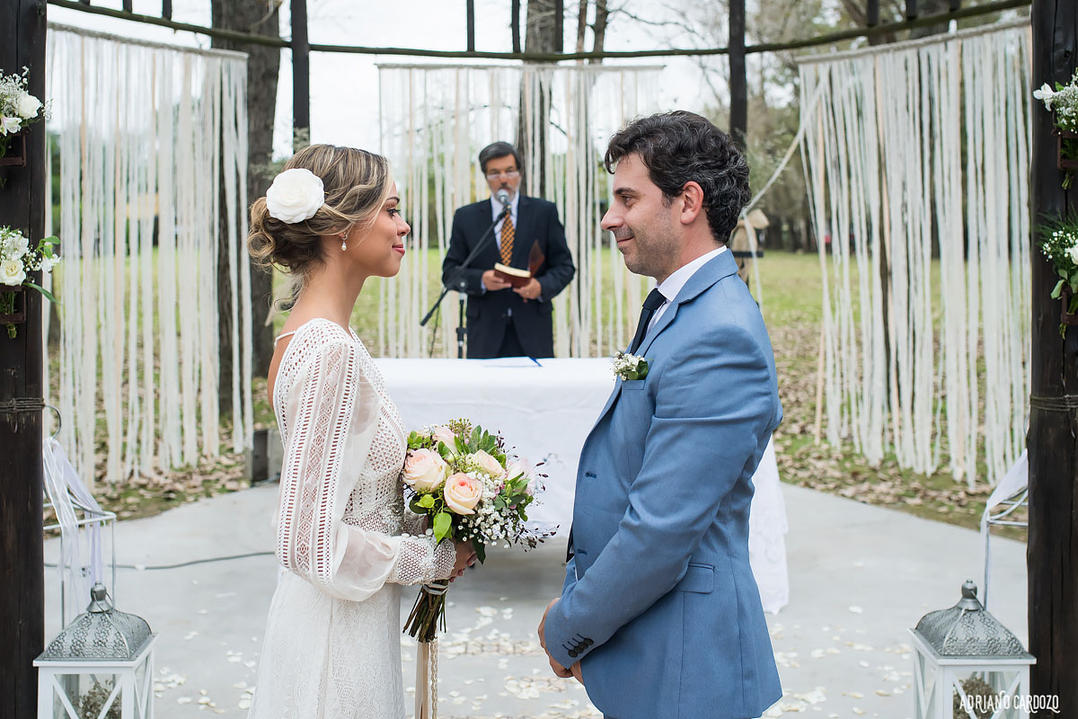 album | Bárbara e Andrés