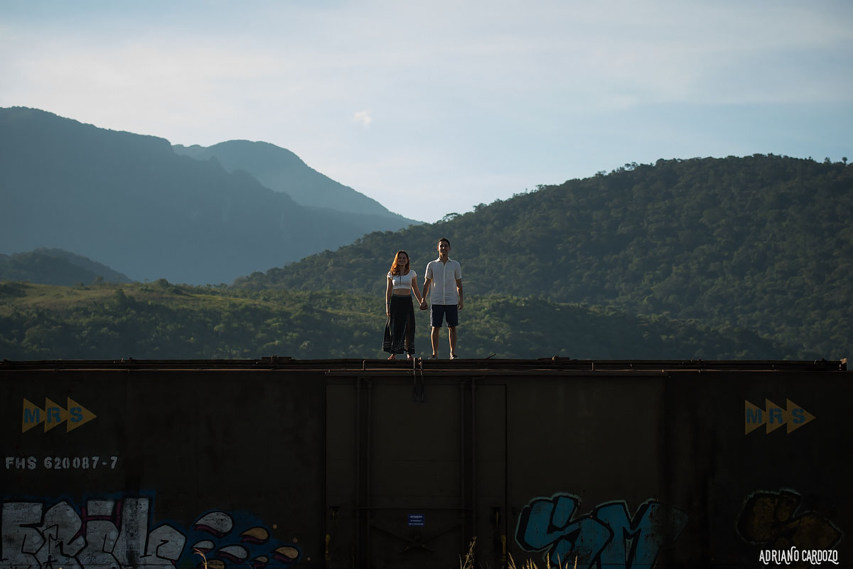 album | Carol e Rafa