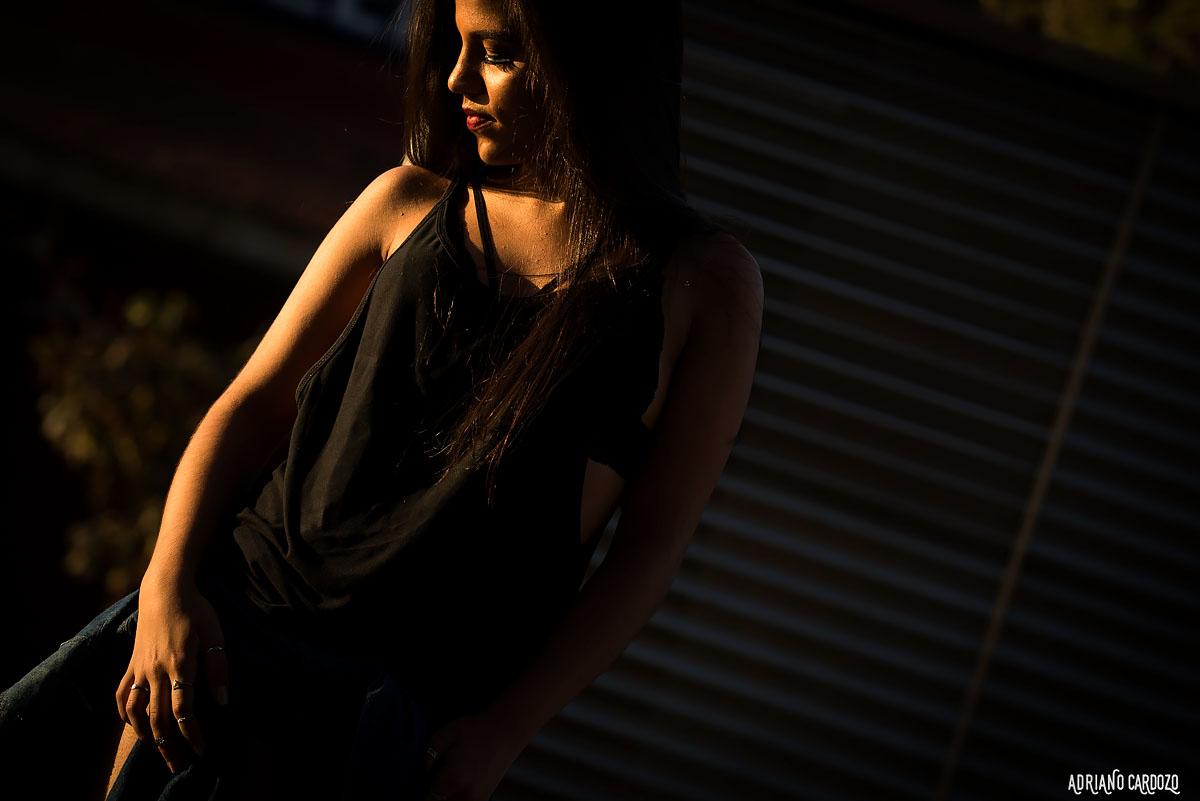 Arte e fotografia - Sessão de fotografia de debutante