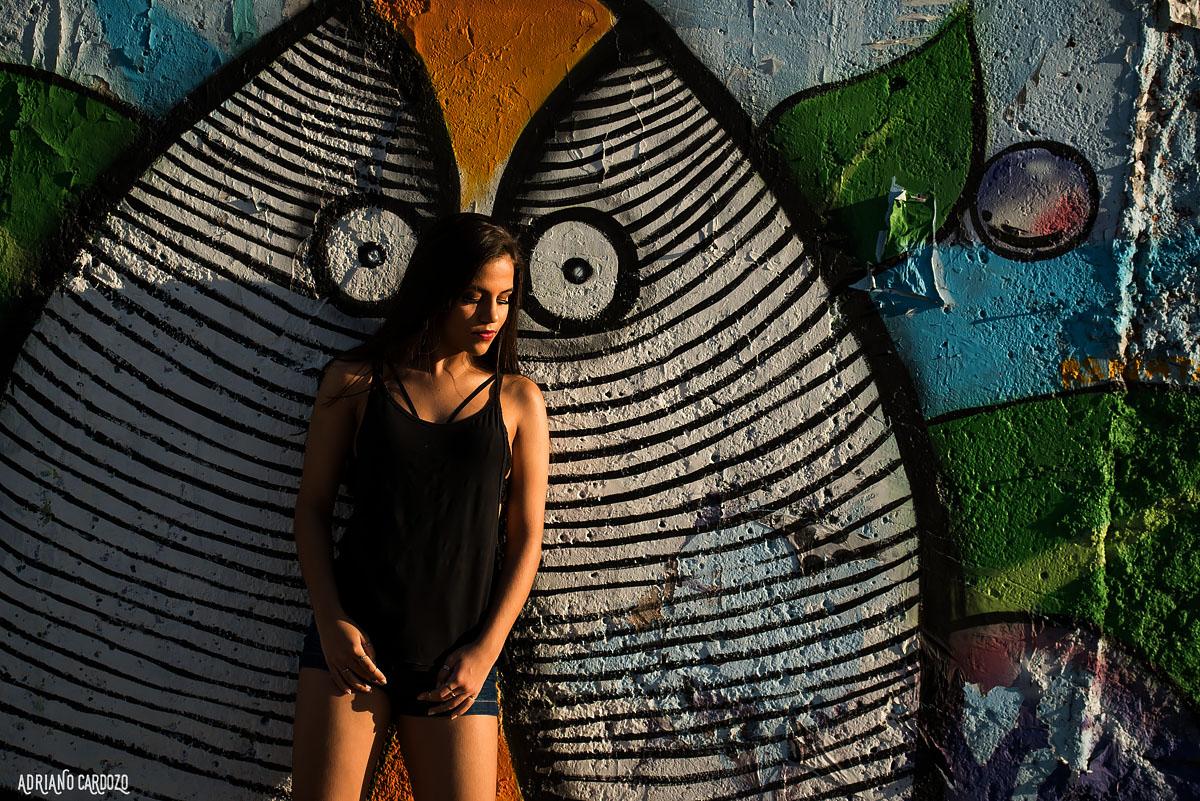 Belo ensaio de debutante - Rio de Janeiro