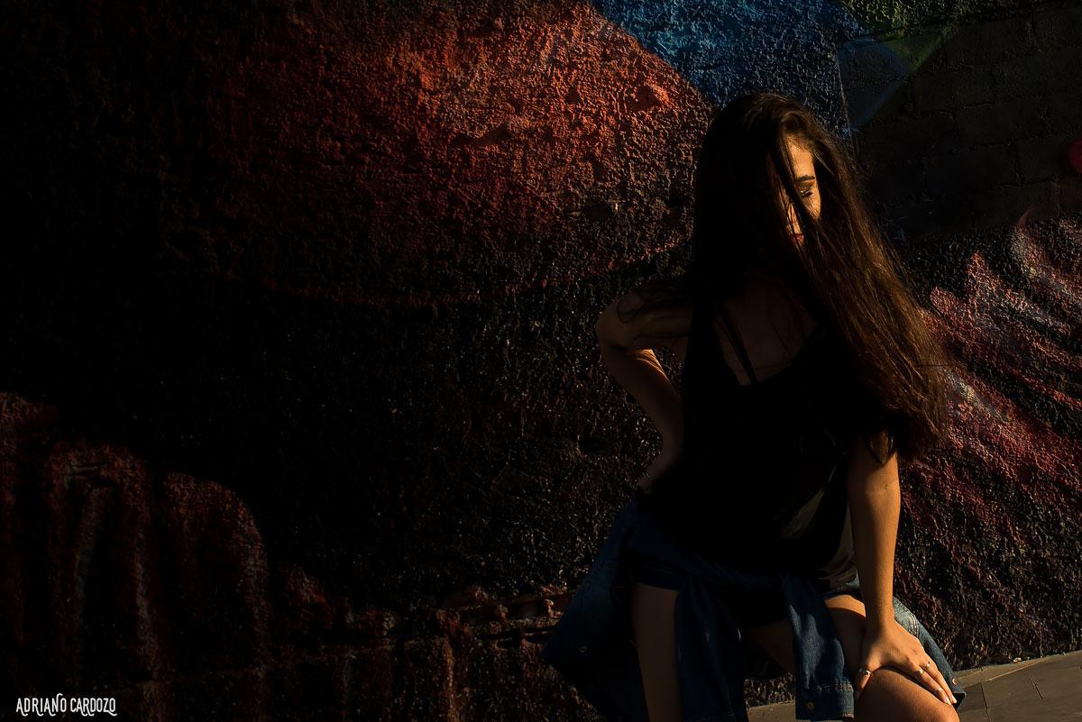 Fotografia profissional - Ensaio de debutante