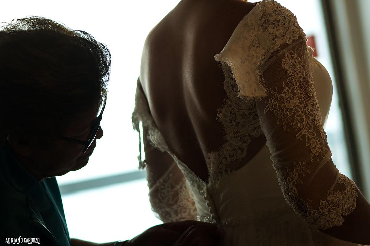 O vestido da noiva - Rio de Janeiro