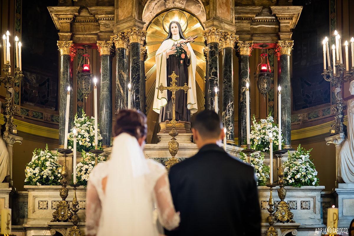 Casamento na Igreja - Rio de Janeiro