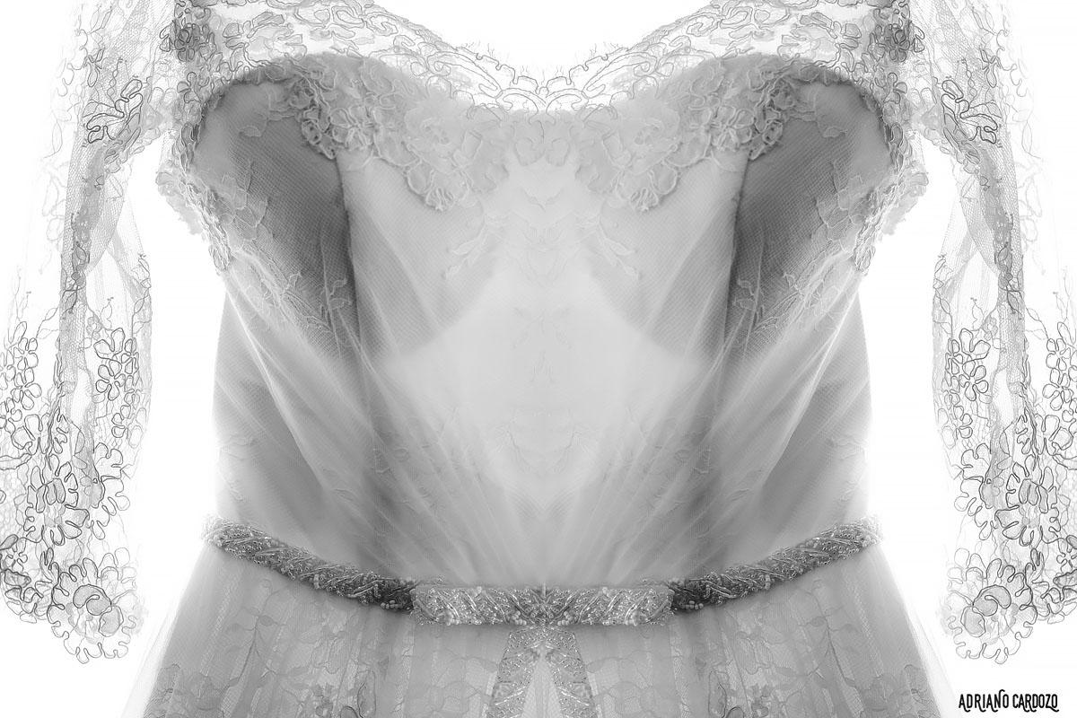 Vestido de noiva - Fotografia de casamento em RJ