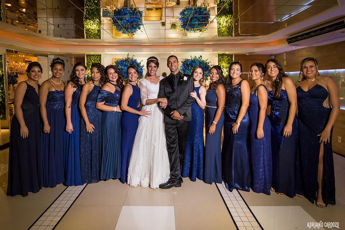 Madrinhas de casamento - Rio de Janeiro