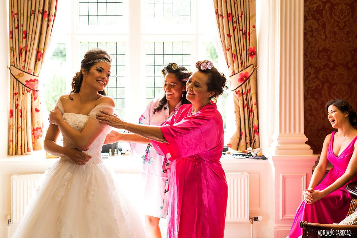 O vestido de noiva - Londres