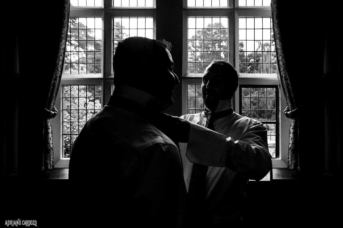 Making of do noivo - Londres