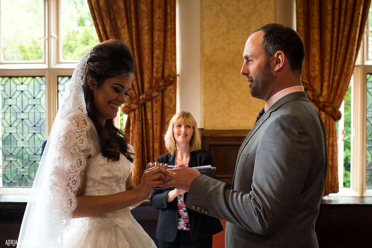Alianças de casamento - Londres