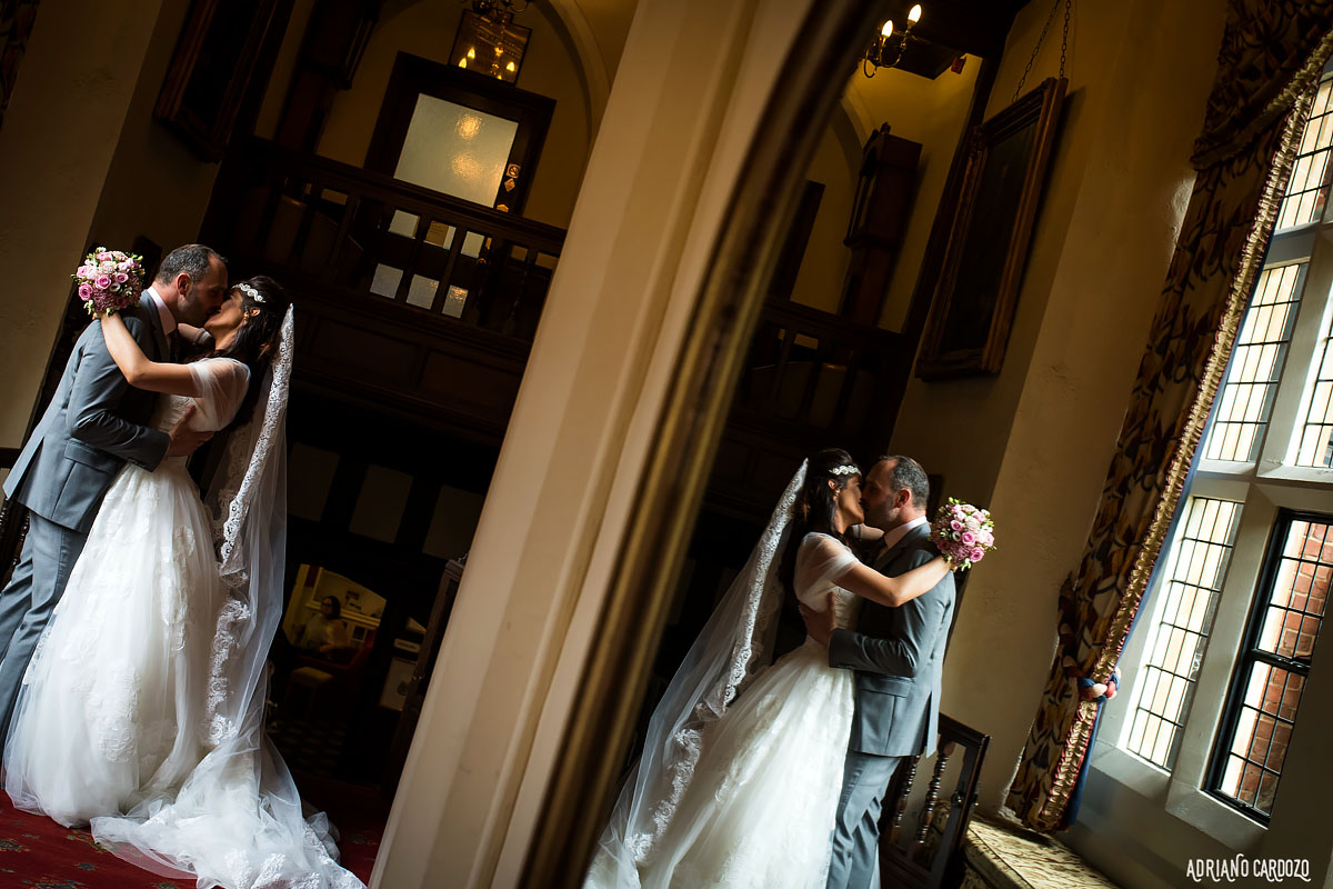 Lindo casamento em Londres