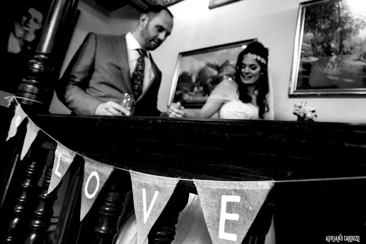 Love - Casamento em Londres