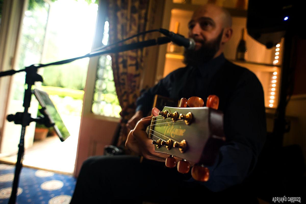 Música em casamentos - Londres