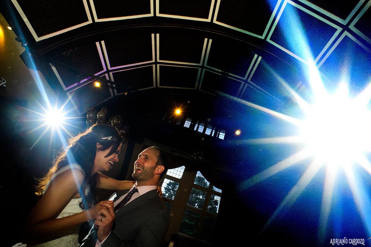 Dança dos noivos - casamento em Londres