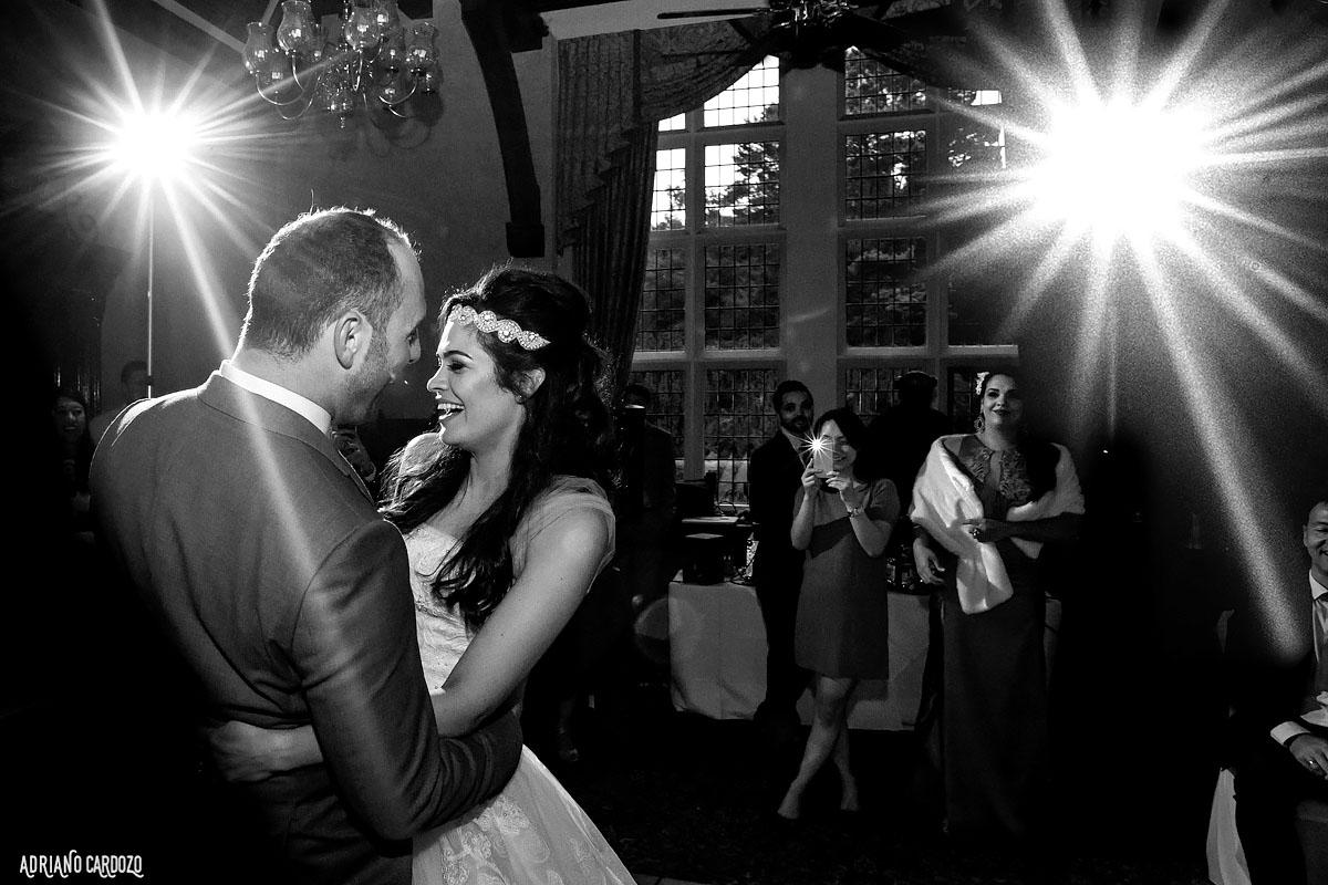 Pista de dança de casamento  - Londres