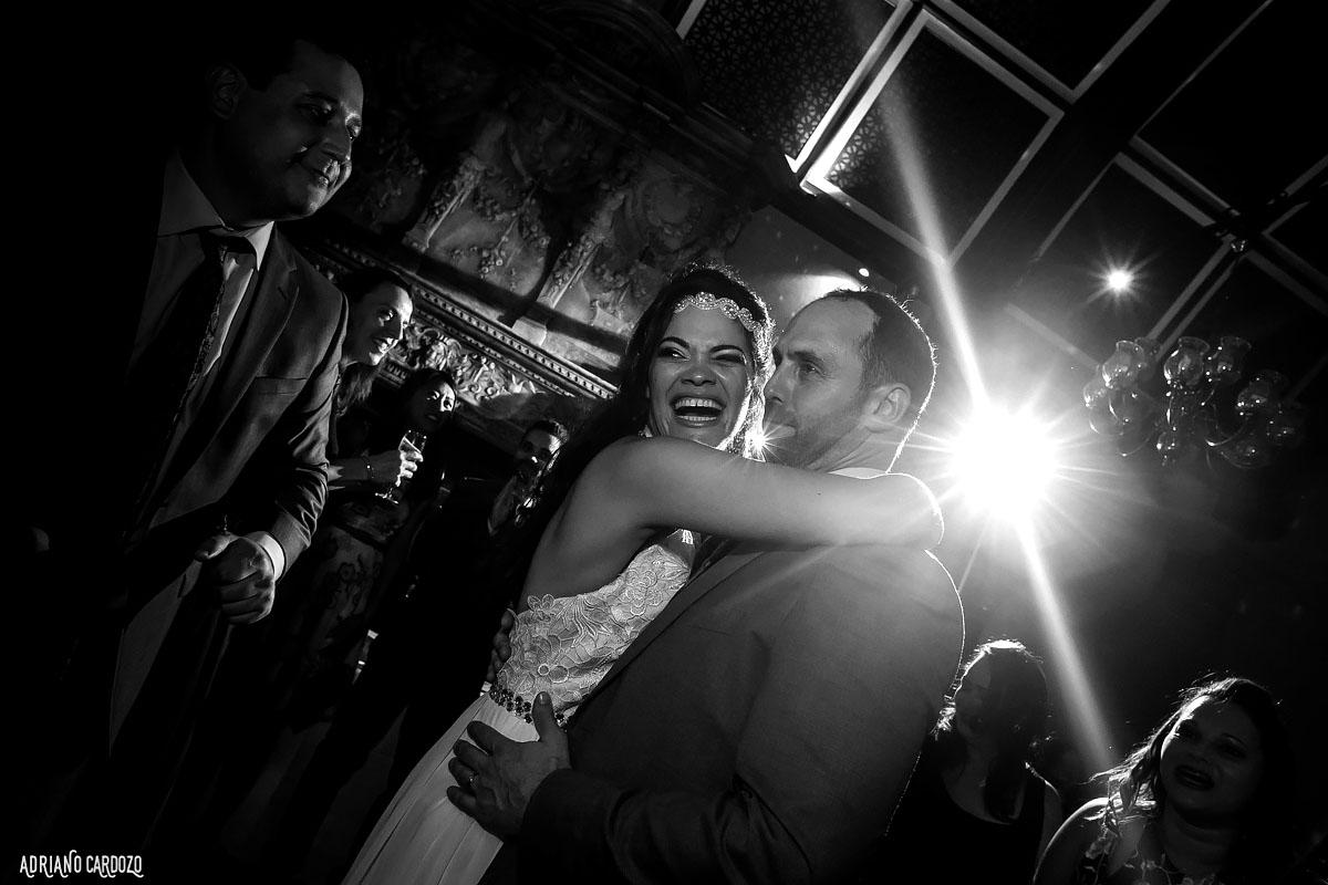 Luz em casamento - Londres