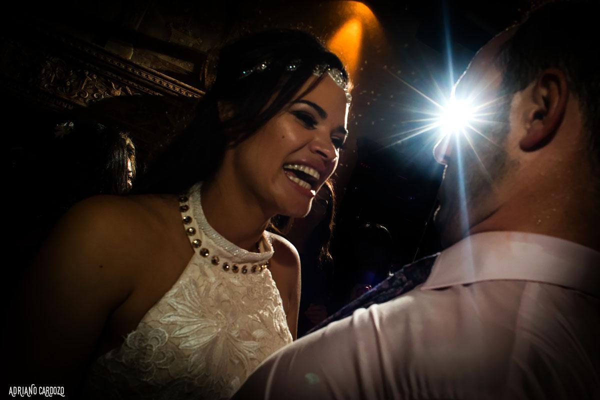 Sorriso de noiva - Londres