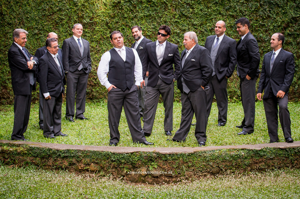 Fotografia de Casamento no RJ com Cerimônia na Igreja N. S. da Gloria do Outeiro e Festa no Restaurante Esquilos no Alto da Boa Vista por Adriano Cardozo