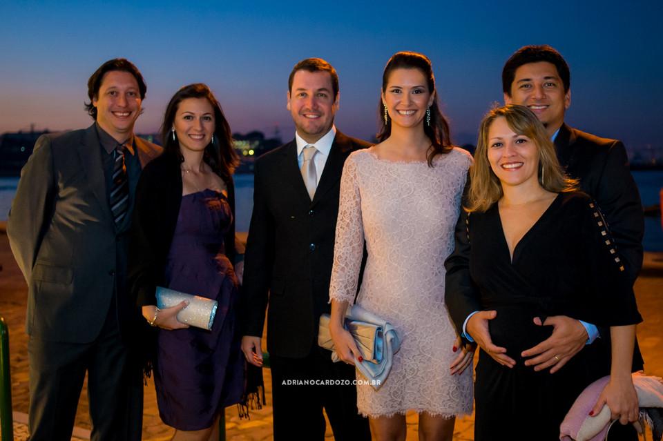 Fotografia de Casamento no RJ com Cerimônia e Festa no Restaurante Albamar no Centro do Rio por Adriano Cardozo