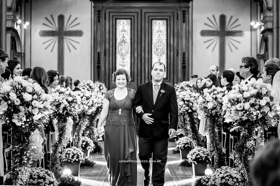 Fotografia de Casamento no RJ com Cerimônia na Igreja São José e Festa no Espaço 1 por Adriano Cardozo