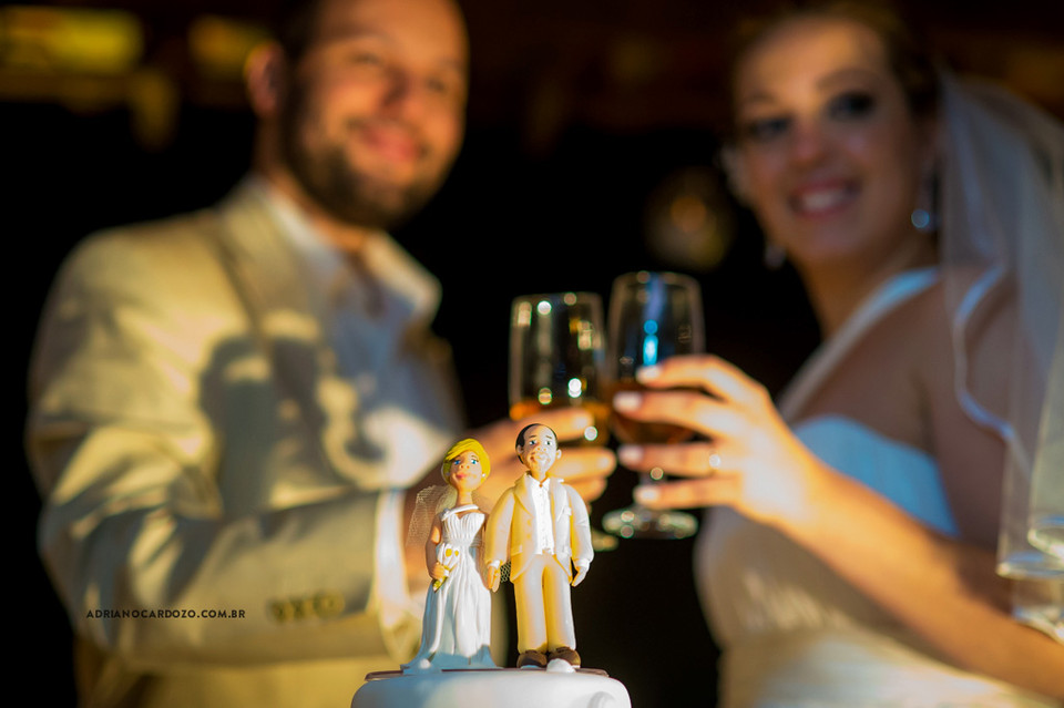 Fotografia de Casamento no RJ com Cerimônia e Festa no Grumari Beach Garden por Adriano Cardozo