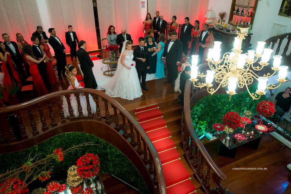 Fotografia de Casamento no RJ temática com baile de máscaras com Making Of, Cerimônia e Festa na Mansão Branca na Barra da Tijuca por Adriano Cardozo