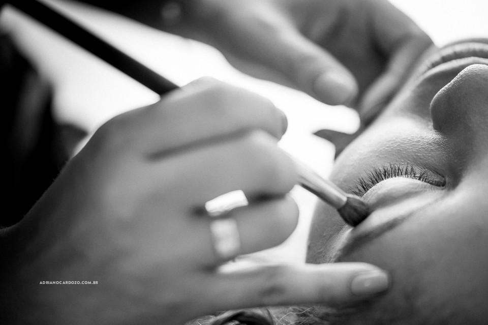 Fotografia de Casamento no RJ com Making Of da Noiva feita no Apart Hotel no Recreio e Cerimônia e Festa no Espaço Don na Barra da Tijuca por Adriano Cardozo