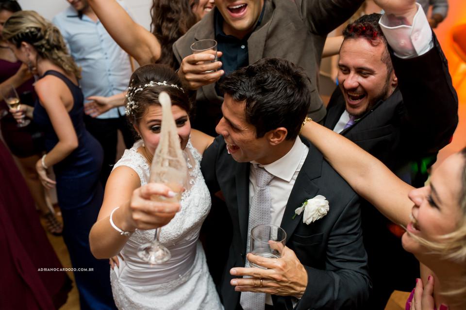 Fotografia de Casamento no RJ com Cerimônia e Festa feita no condomínio Barra Family na Barra da Tijuca por Adriano Cardozo