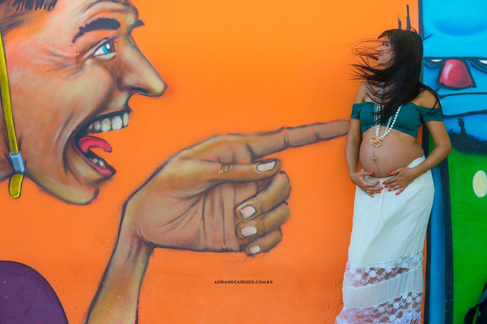 Fotografia de Book Gestante na Urca no Rj. Ensaio de Gestante em Niterói no Rio de Janeiro por Adriano Cardozo.