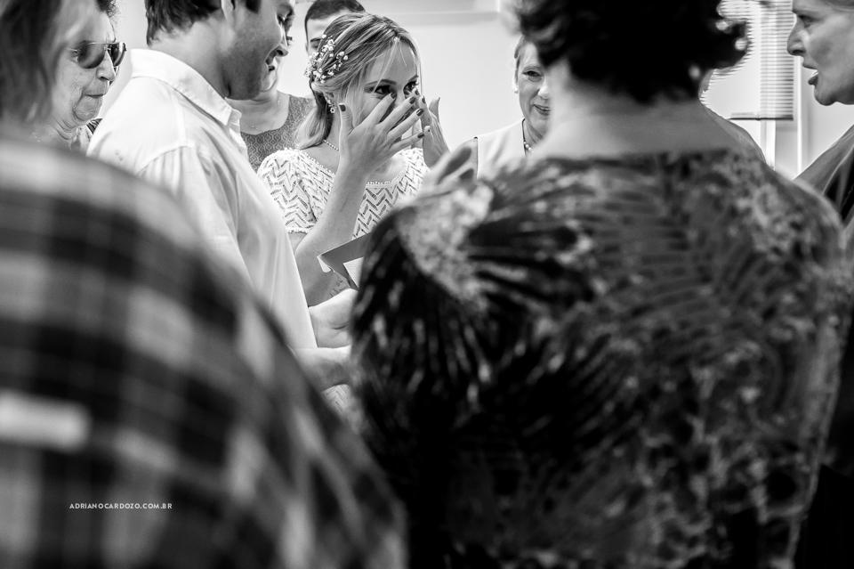 Casamento no Civil em Botafogo com Casamento na praia de Copacabana no Rio de Janeiro por Adriano Cardozo