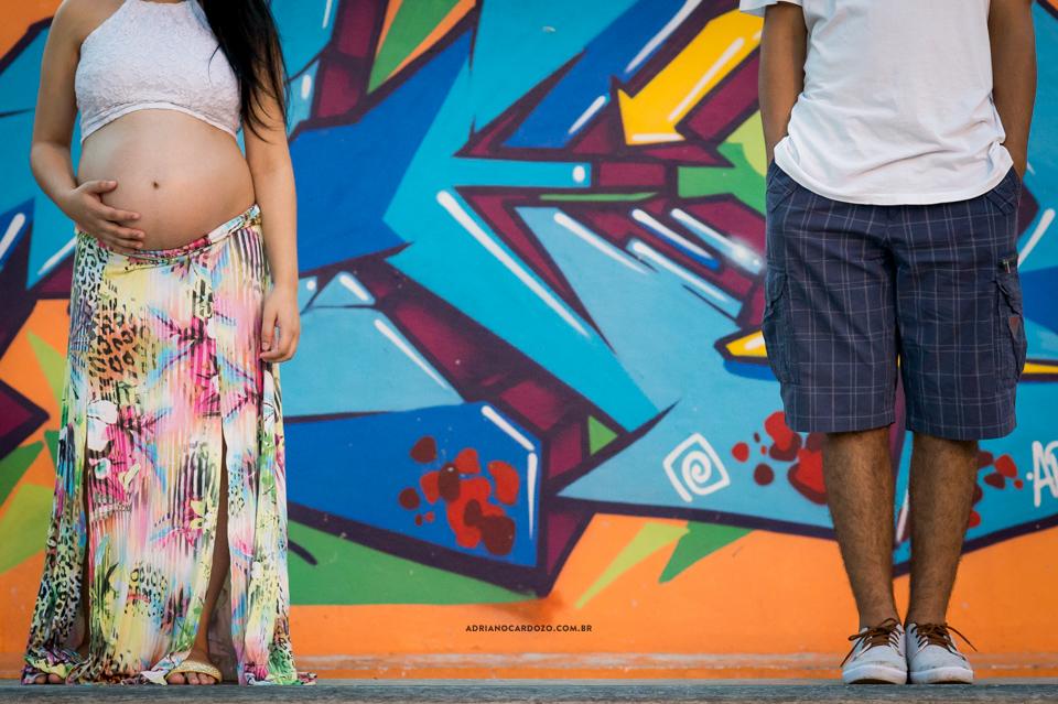 Book Gestante no Parque da Cidade, em Niterói, RJ, por Adriano Cardozo.